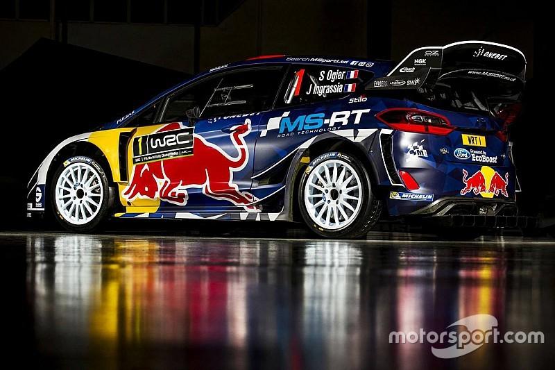 M-Sport 2017 araç görüntüsünü tanıttı