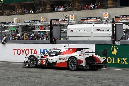 Topnews 2016 - #7: Das Toyota-Drama kurz vor dem Ziel der 24h Le Mans