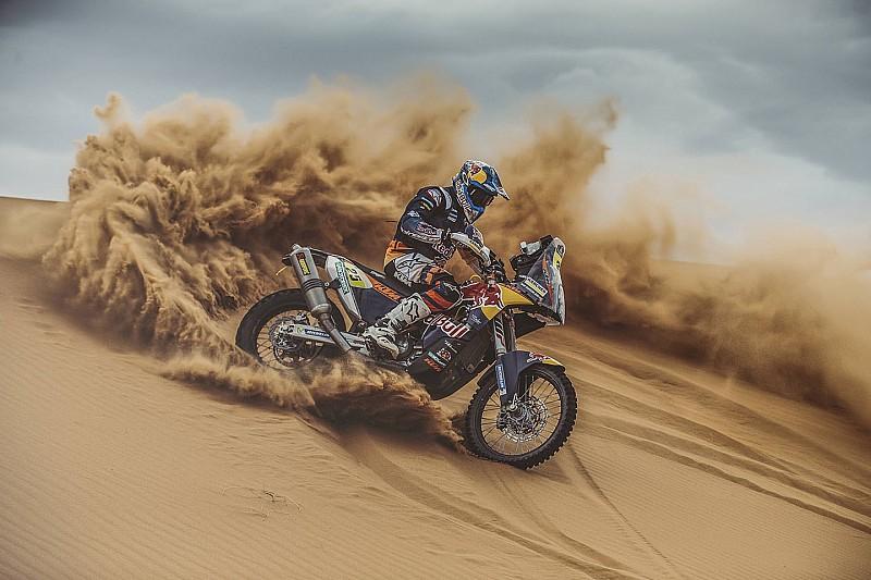 Vídeo: El teaser oficial del Rally Dakar 2017