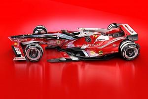Fanta F.1 2030: ecco come potrebbero diventare Ferrari e Red Bull