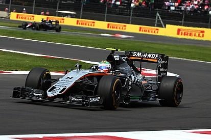 """Sergio Perez: """"Wenn wir alles richtig machen, landen wir 2017 in den Top 3"""""""