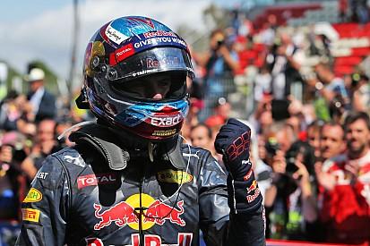 Top de historias 2016, #6: Verstappen gana en su debut con Red Bull