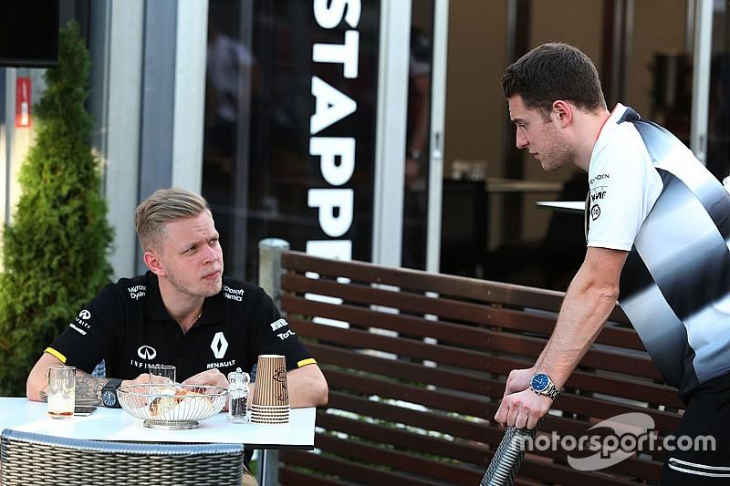 """Magnussen: """"Vandoorne tendrá que prestar mucha atención a Alonso"""""""