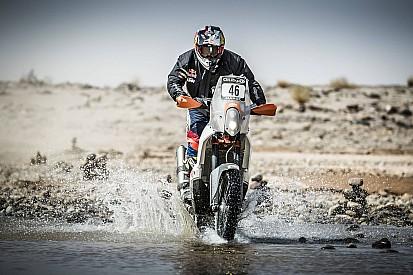 KTM pierde a uno de sus pilotos para el Dakar