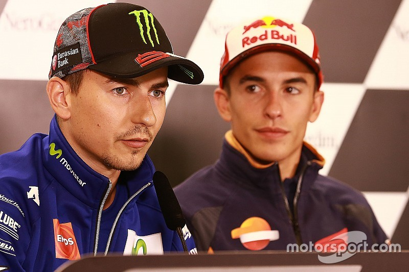 Marquez yakin Lorenzo akan memenangi balapan