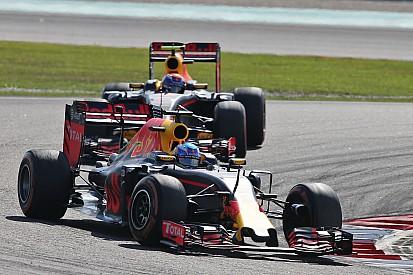 Ricciardo, Red Bull'un pilotlarını yönetim şeklinden emin