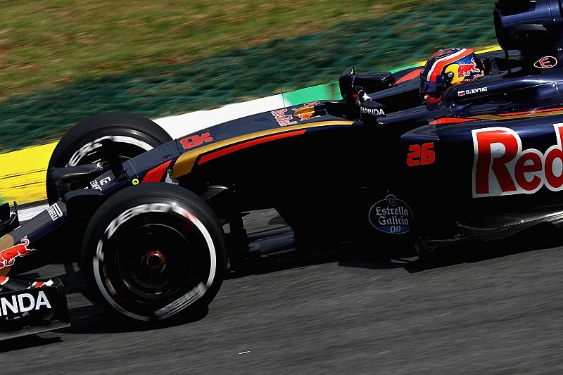 Toro Rosso busca patrocínio para rebatizar motor Renault