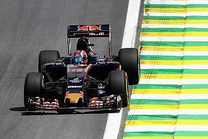 Neuer Toro-Rosso-Bolide für die F1-Saison 2017 besteht Crash-Test