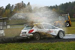 World Rallycross Ultime notizie Terzo miglior tempo al debutto per la STARD elettrica