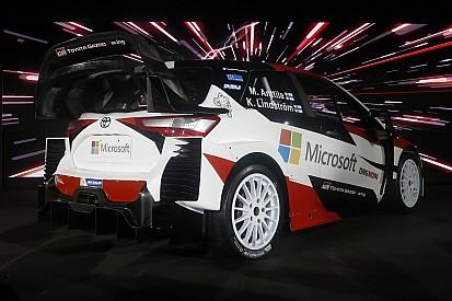 Toyota: la Yaris WRC 2017 con l'aerodinamica dei prototipi WEC!