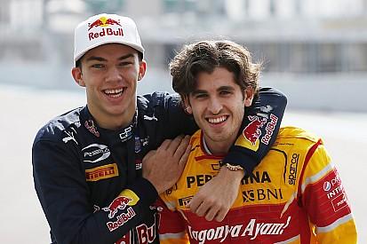 """Michel: """"Gasly e Giovinazzi pronti per la F.1, ma non so quando andranno"""""""
