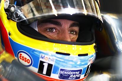 Alonso - 2016 est ma troisième meilleure saison en F1