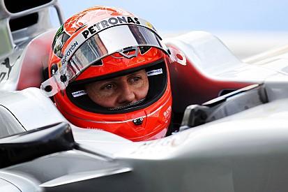 """""""Nalatenschap Schumacher nog altijd voelbaar in de F1"""", aldus Brawn"""