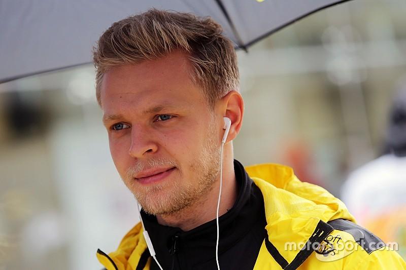 【F1】マグヌッセン「ハースにはルノーよりも可能性がある」