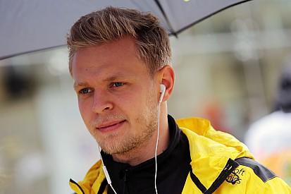 Para Magnussen, ir para Haas não é dar passo para trás