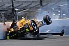Десять самых ярких аварий года в IndyCar