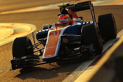 Ryan: Manor 2016 performansıyla F1 dünyasının takdirini kazandı