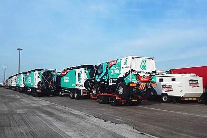 Dakar camion: il team Petronas De Rooy Iveco è il favorito