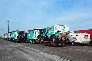 Dakar Preview Dakar camion: il team Petronas De Rooy Iveco è il favorito