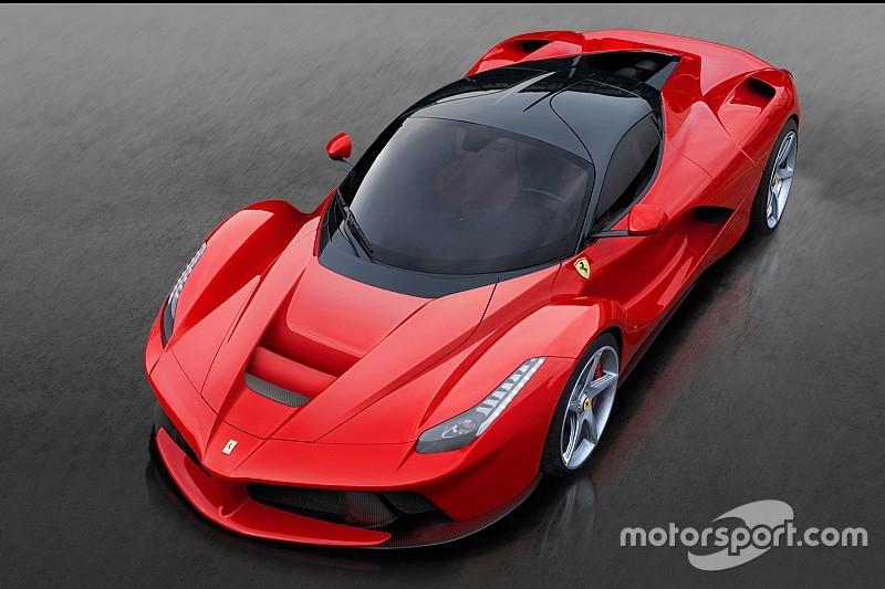 Pas de nouvelle supercar chez Ferrari avant dix ans