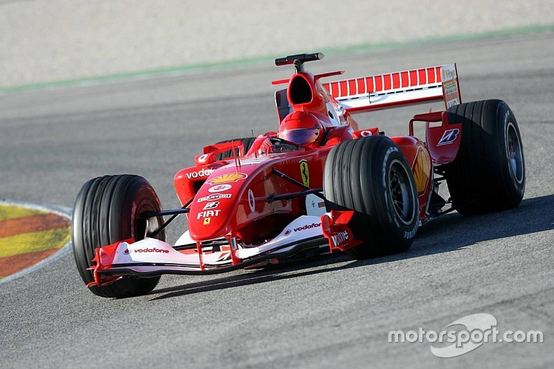 Valentino Rossi's F1 tests: The times a MotoGP legend drove for Ferrari
