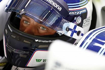 Bottas a déjà testé le cockpit de la Mercedes 2017