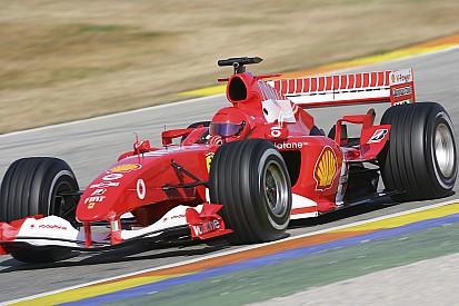 ¿Cómo de cerca estuvo Rossi de correr en F1 con Ferrari?