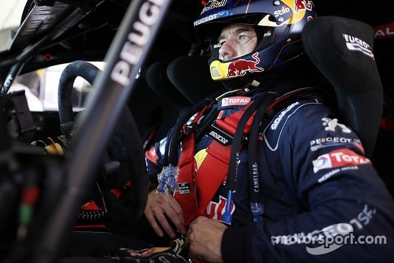 Dakar, Peugeot: anche Loeb ha usato la tenda iperbarica, ma in casa!