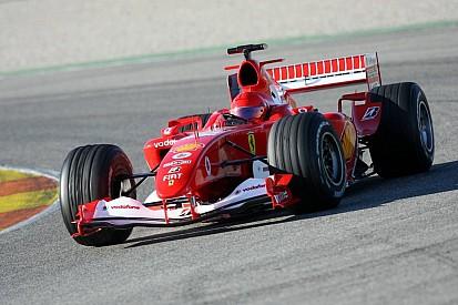 Quand Valentino Rossi flirtait avec la F1 et Ferrari