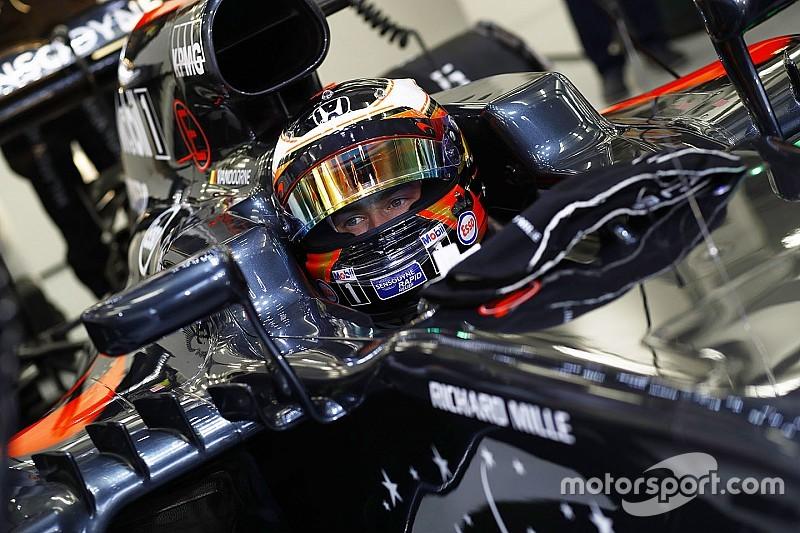"""Magnussen - Vandoorne """"très chanceux"""" d'arriver en F1 maintenant"""