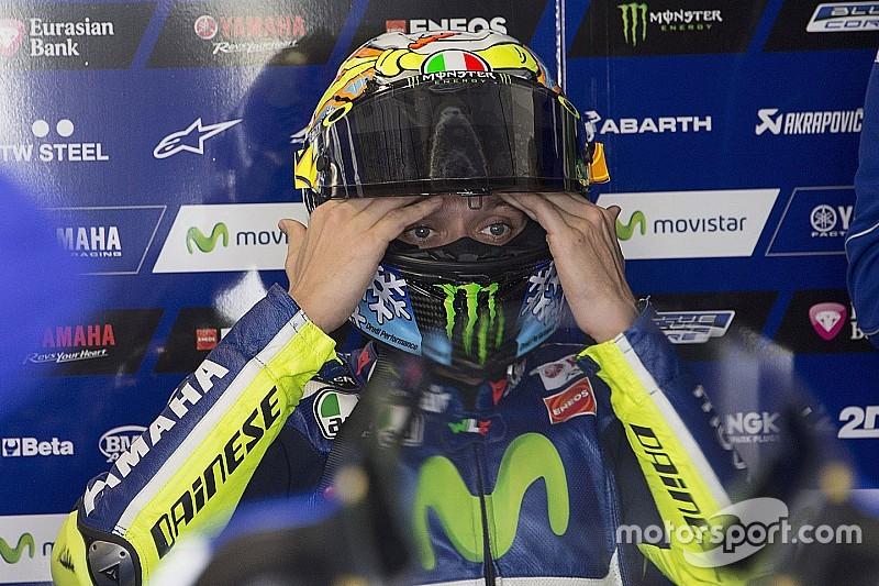 """""""Valentino Rossi en Mercedes daría a la F1 la luz necesaria"""", dice Zanardi"""