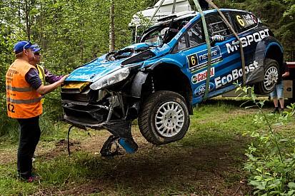 Video: Die heftigsten Crashs der Rallye-WM (WRC) 2016