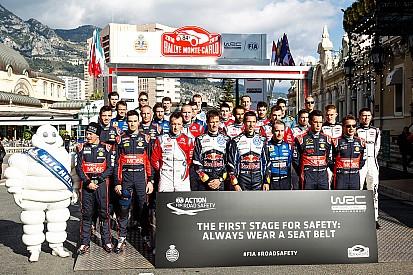 WRC: diramata la Entry List ufficiale del Rally di Monte-Carlo 2017