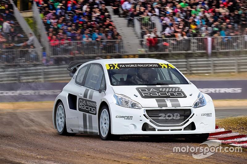 Le DA Racing arrive en World RX avec deux 208