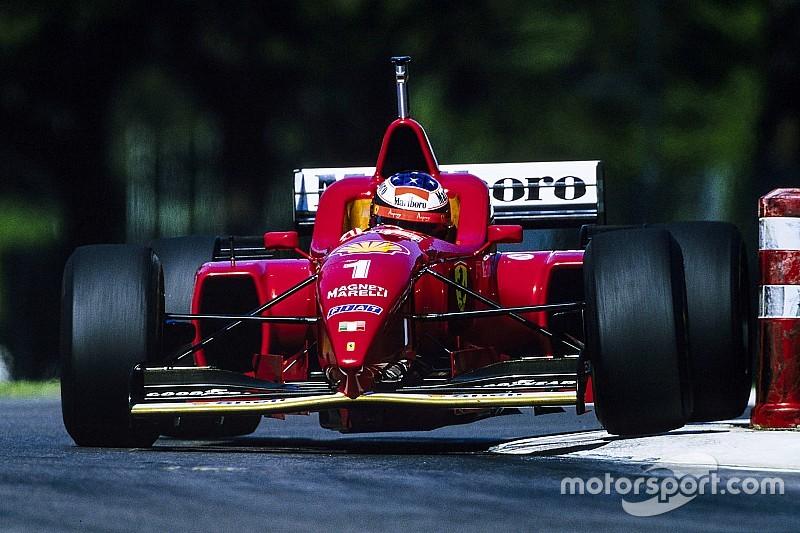 Fotostrecke: Die Formel-1-Karriere von Michael Schumacher