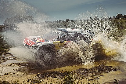 Peugeot-Fahrer fühlen sich bei Dakar 2017 benachteiligt