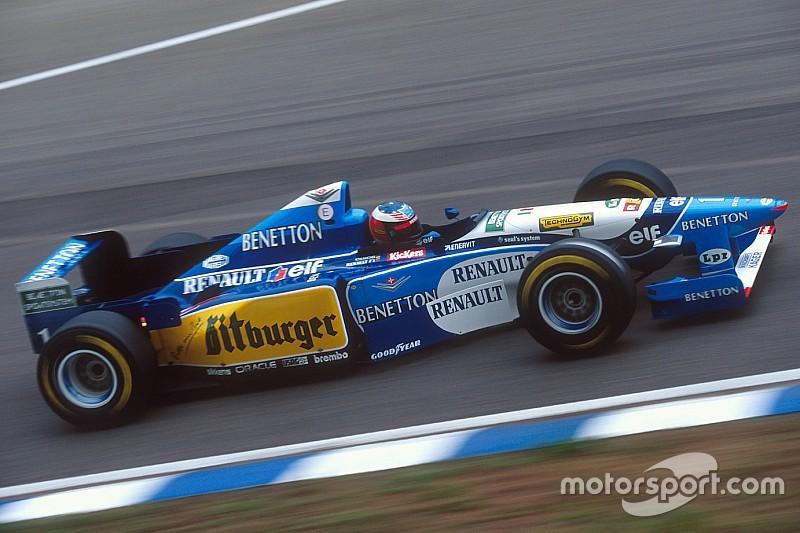 Die 20 Formel-1-Autos von Michael Schumacher