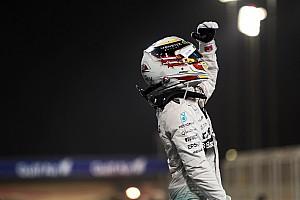 Formule 1 Statistiques Lewis Hamilton, 32 ans et dans le rythme des plus grands