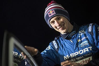 Monte-Carlo - Evans troisième homme de M-Sport, Camilli en WRC2