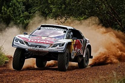 Dakar 2017: Sebastien Loeb gewinnt 2. Etappe