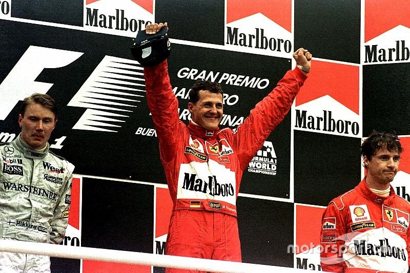 F1 conmemora con un video los 48 años de Michael Schumacher