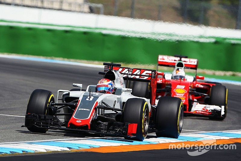 Grosjean - Haas a les moyens de construire ses propres F1