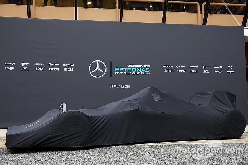 La date de présentation de la Mercedes 2017 annoncée