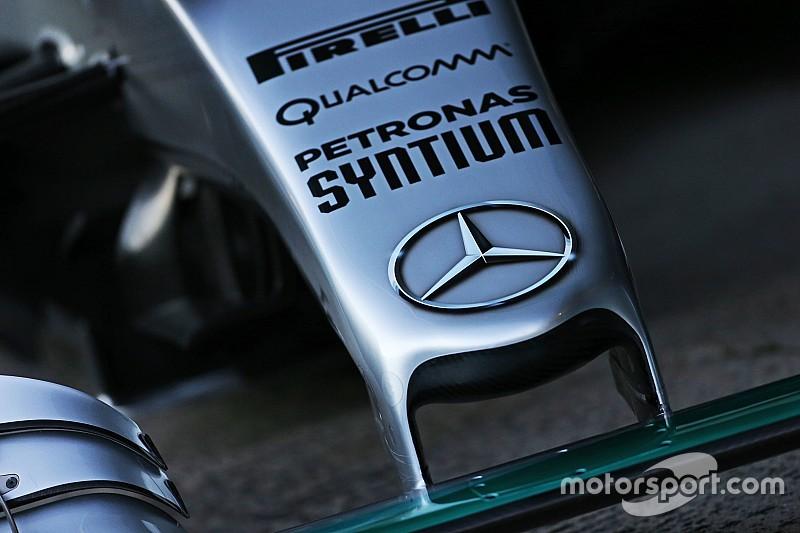 Mercedes umumkan tanggal peluncuran mobil F1 2017