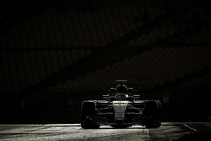 梅赛德斯W08赛车2月23日亮相