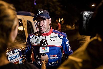 """Pons narra cómo tuvo que abandonar el Dakar: """"Hasta nos paró la policía"""""""