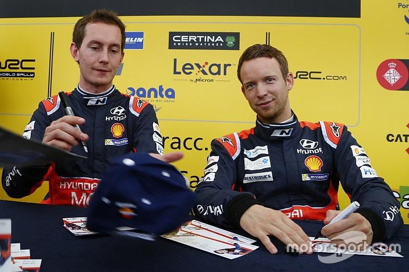 WRC 2017: Kevin Abbring perde il suo copilota storico Seb Marshall