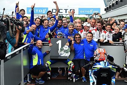 Après la victoire, Suzuki recherche la régularité