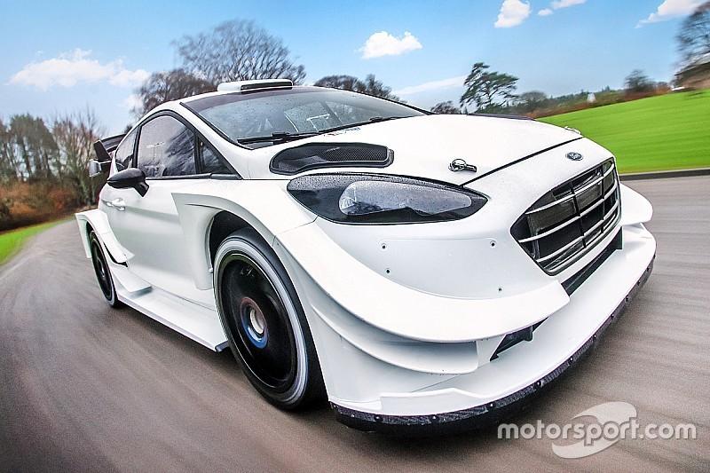 M-Sport schiererà altre due Fiesta Plus 2017 per Ostberg e Prokop