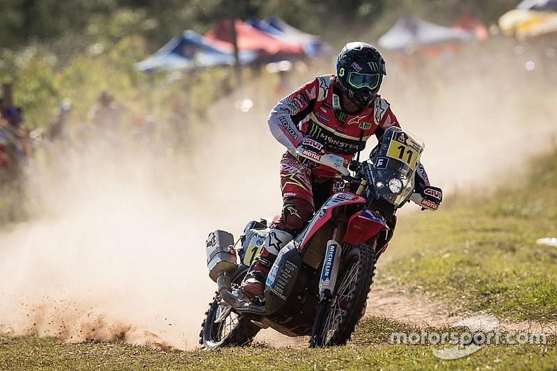 Étape 3, motos - Barreda se réveille et survole la concurrence !
